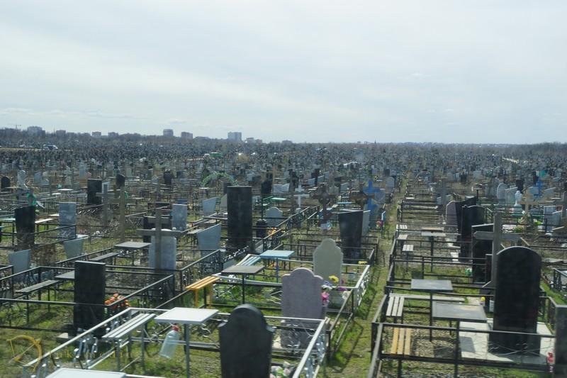 Северное кладбище Ростова-на-Дону