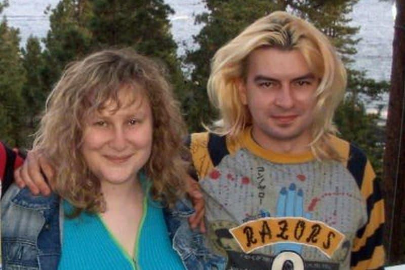 Александр Балунов и Ирина Косиновская